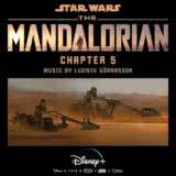 Маленькая обложка диска c музыкой из сериала «Мандалорец (Chapter 5)»