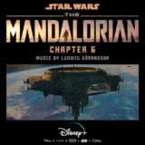 Маленькая обложка диска c музыкой из сериала «Мандалорец (Chapter 6)»