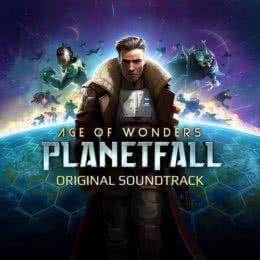 Обложка к диску с музыкой из игры «Age of Wonders: Planetfall»