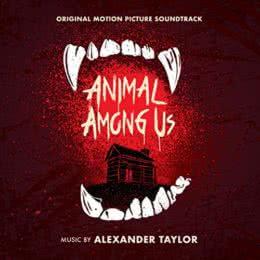 Обложка к диску с музыкой из фильма «Животное среди нас»