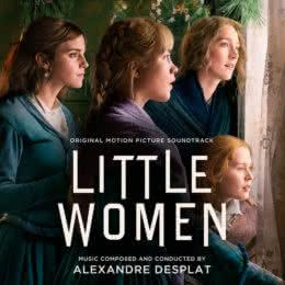 Обложка к диску с музыкой из фильма «Маленькие женщины»