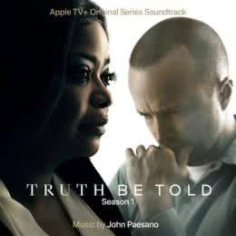 Обложка к диску с музыкой из сериала «Сказать правду (1 сезон)»