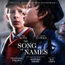 Обложка к диску с музыкой из фильма «Песня имён»