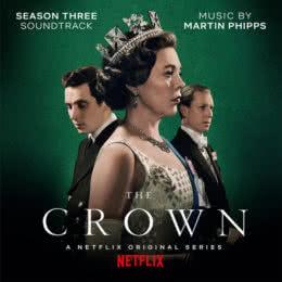 Обложка к диску с музыкой из сериала «Корона (3 сезон)»