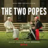 Маленькая обложка к диску с музыкой из фильма «Два Папы»
