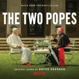 Обложка к диску с музыкой из фильма «Два Папы»