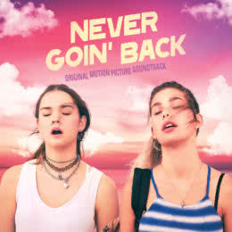 Обложка к диску с музыкой из фильма «Никогда не возвращайтесь»
