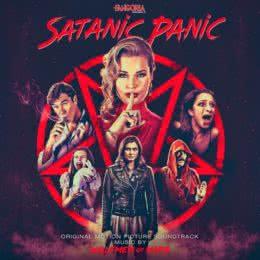 Обложка к диску с музыкой из фильма «Сатанинская паника»