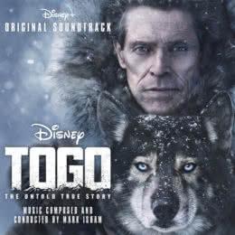 Обложка к диску с музыкой из фильма «Того»