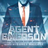 Маленькая обложка к диску с музыкой из фильма «Агент Эмерсон»