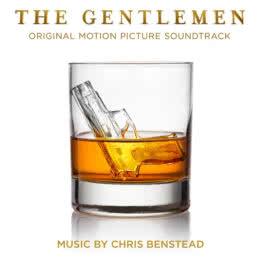 Обложка к диску с музыкой из фильма «Джентльмены»