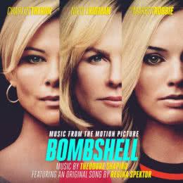 Обложка к диску с музыкой из фильма «Скандал»