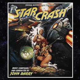 Обложка к диску с музыкой из фильма «Столкновение звёзд»