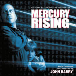 Обложка к диску с музыкой из фильма «Меркурий в опасности»