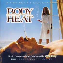 Обложка к диску с музыкой из фильма «Жар тела»