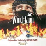 Маленькая обложка диска c музыкой из фильма «Ветер и лев»
