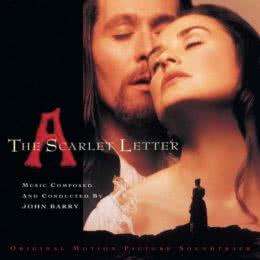 Обложка к диску с музыкой из фильма «Алая буква»