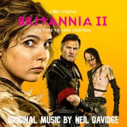 Обложка к диску с музыкой из сериала «Британия (2 сезон)»