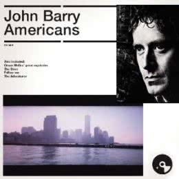 Обложка к диску с музыкой из фильма «Американцы»