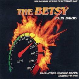 Обложка к диску с музыкой из фильма «Бетси»
