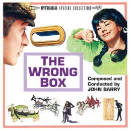 Обложка к диску с музыкой из фильма «Другой ящик»