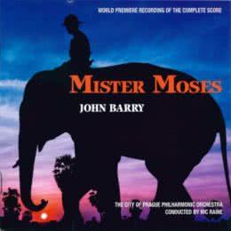 Обложка к диску с музыкой из фильма «Мистер Моисей»