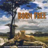 Маленькая обложка диска c музыкой из фильма «Рожденная свободной»