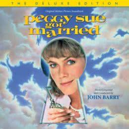 Обложка к диску с музыкой из фильма «Пегги Сью вышла замуж»