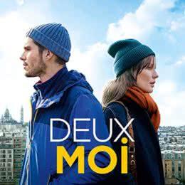 Обложка к диску с музыкой из фильма «Он и она»