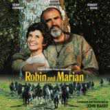 Маленькая обложка диска c музыкой из фильма «Робин и Мэриан»