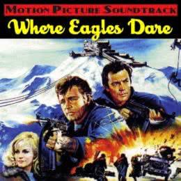 Обложка к диску с музыкой из фильма «Там, где гнездятся орлы»