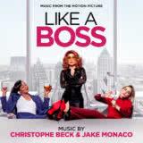 Маленькая обложка к диску с музыкой из фильма «Как босс»
