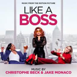 Обложка к диску с музыкой из фильма «Как босс»