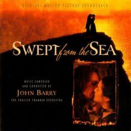 Обложка к диску с музыкой из фильма «Унесённый морем»
