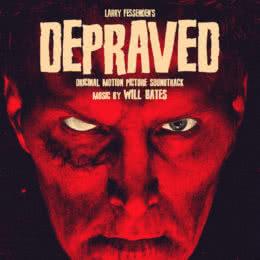 Обложка к диску с музыкой из фильма «Развращённый»