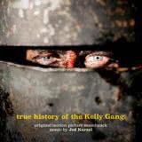 Маленькая обложка к диску с музыкой из фильма «Подлинная история банды Келли»