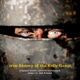 Обложка к диску с музыкой из фильма «Подлинная история банды Келли»