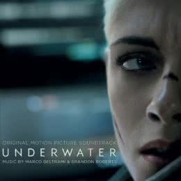 Обложка к диску с музыкой из фильма «Под водой»
