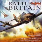 Маленькая обложка диска c музыкой из фильма «Битва за Англию»