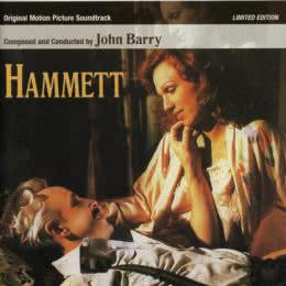Обложка к диску с музыкой из фильма «Хэммет»