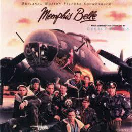 Обложка к диску с музыкой из фильма «Мемфисская красотка»