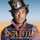 Маленькая обложка к диску с музыкой из фильма «Удивительное путешествие доктора Дулиттла»