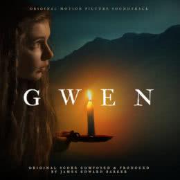 Обложка к диску с музыкой из фильма «Гвен»