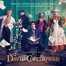 Обложка к диску с музыкой из фильма «История Дэвида Копперфилда»
