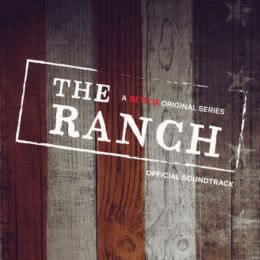 Обложка к диску с музыкой из сериала «Ранчо»