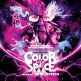 Маленькая обложка к диску с музыкой из фильма «Цвет из иных миров»