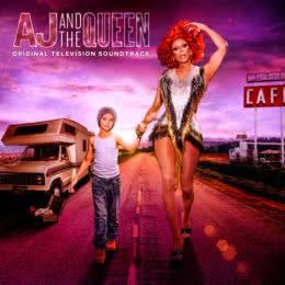 Обложка к диску с музыкой из сериала «ЭйДжей и Королева (1 сезон)»