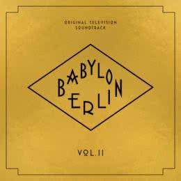 Обложка к диску с музыкой из сериала «Вавилон-Берлин (Volume 2)»