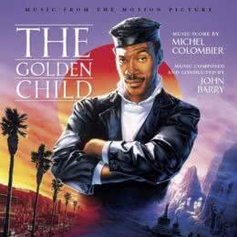 Обложка к диску с музыкой из фильма «Золотой ребенок»