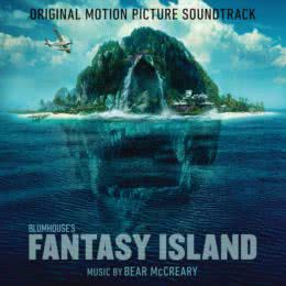 Обложка к диску с музыкой из фильма «Остров фантазий»